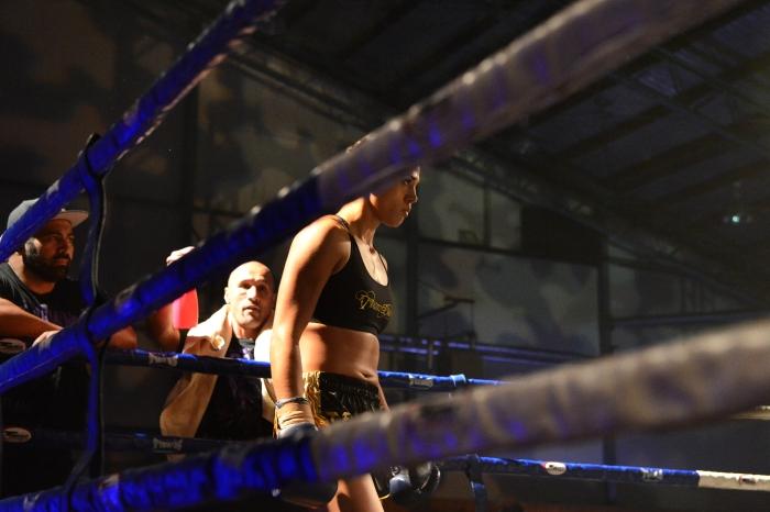 Mel's fight 187